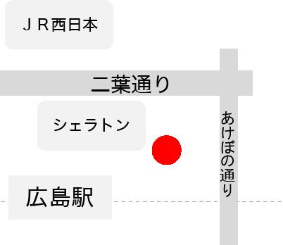 コミュニティオフィス地図